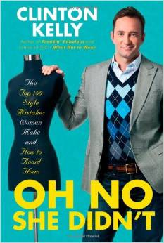 Oh No She Didn't! Clinton Kelly