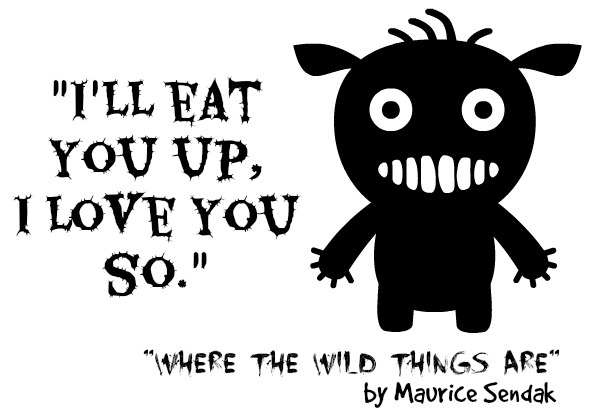 Where the Wild Things Are quote