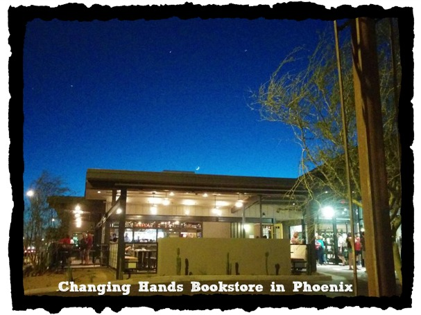 Changing Hands Bookstore in Phoenix