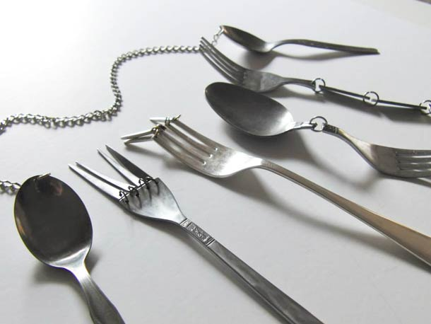 impossible cutlery